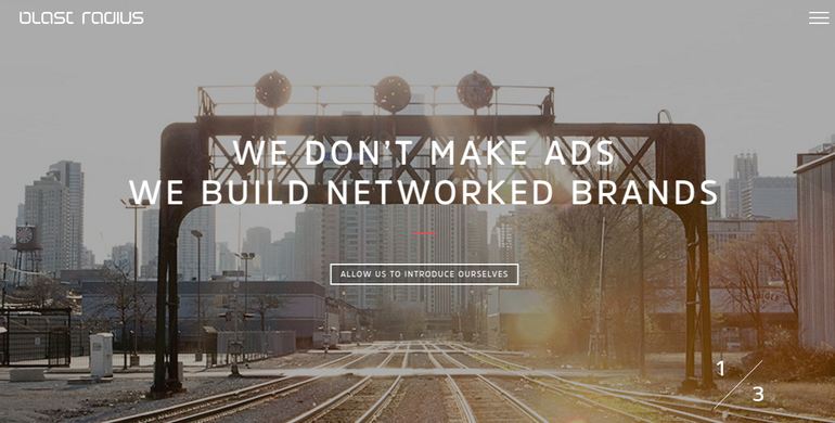 company creative website