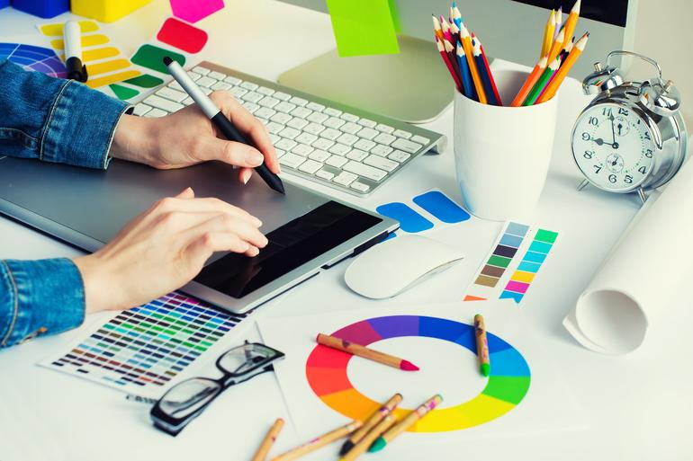 creative graphic design agency hire