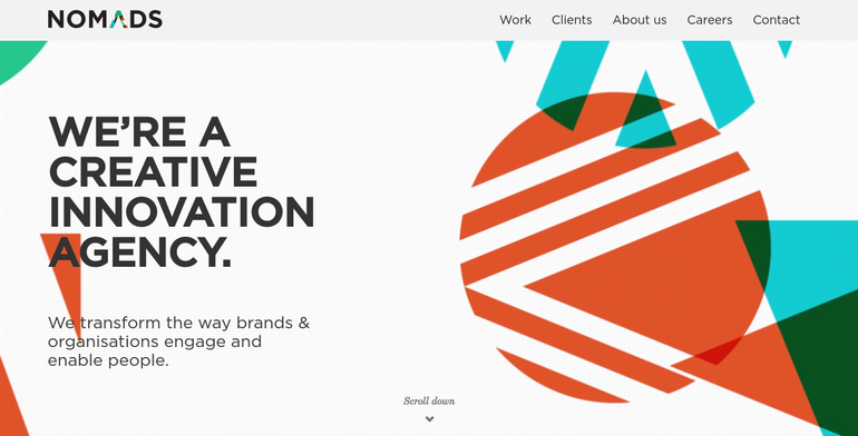 the creative agency professional overview
