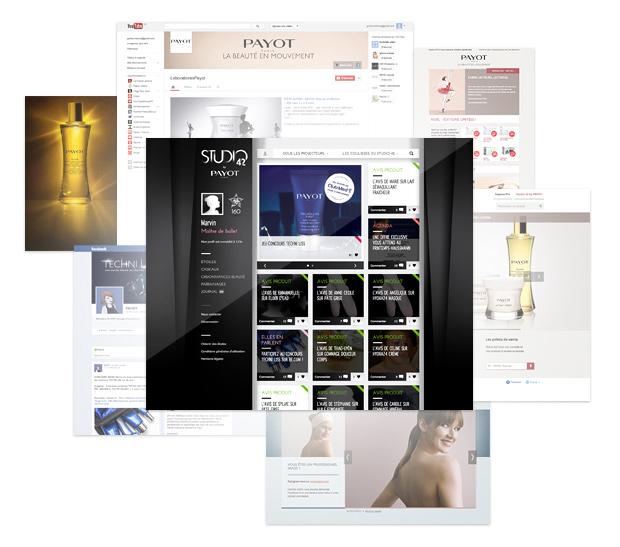 Lunaweb example Studio 42