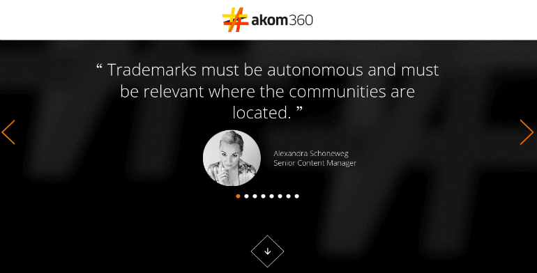 akom360 the creative company