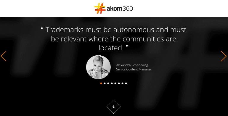 akom360 the creative company
