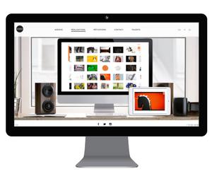creative web agency Disco sample