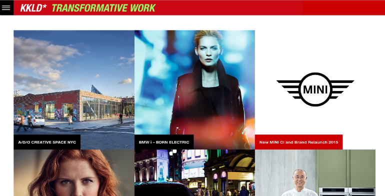 KKLD* online creative agency