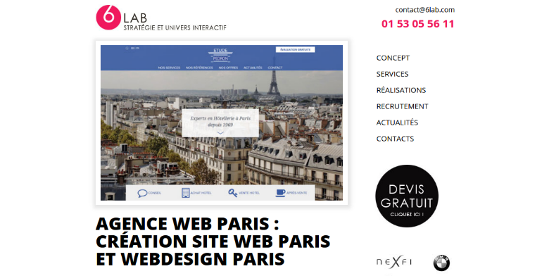 6lab agency