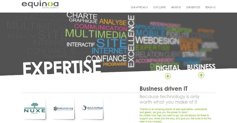 Equinoa online creative agency