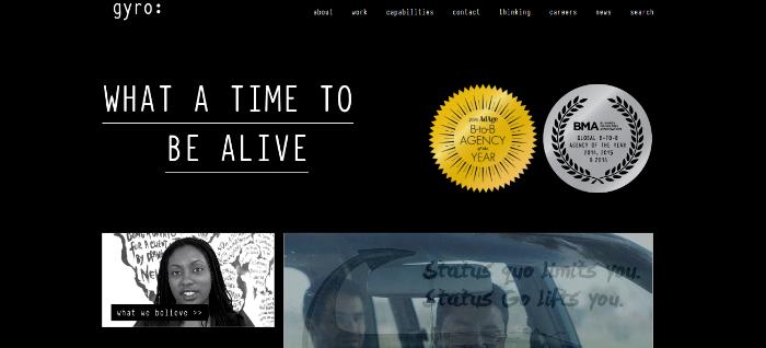 Creative Agency Gyro
