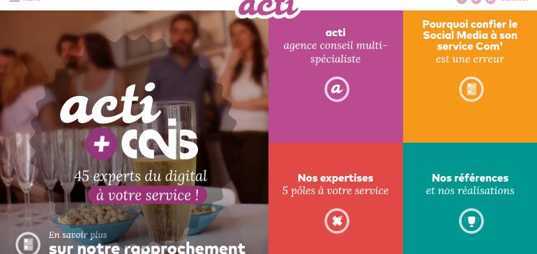 Creative Agency Acti