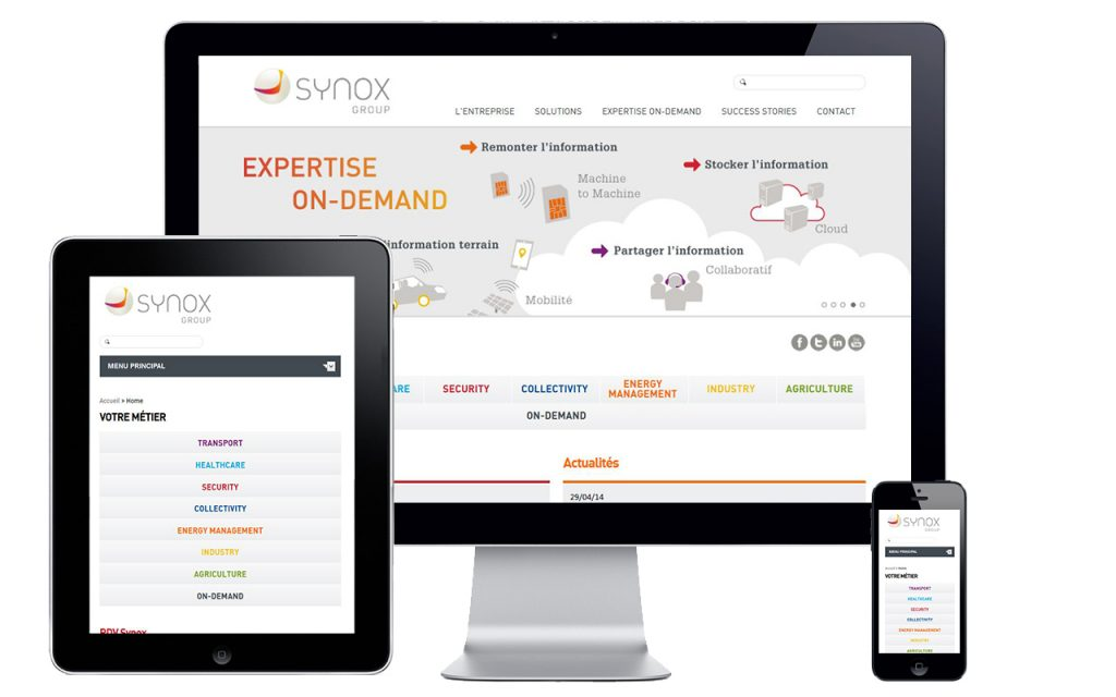 double-id site synox example