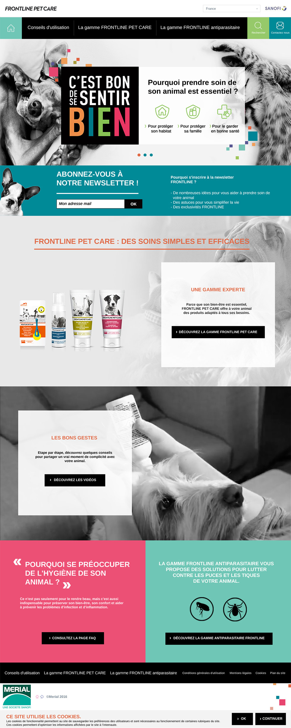 monkees work pet care