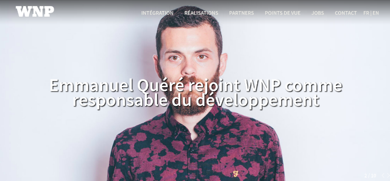 wnp agency creative