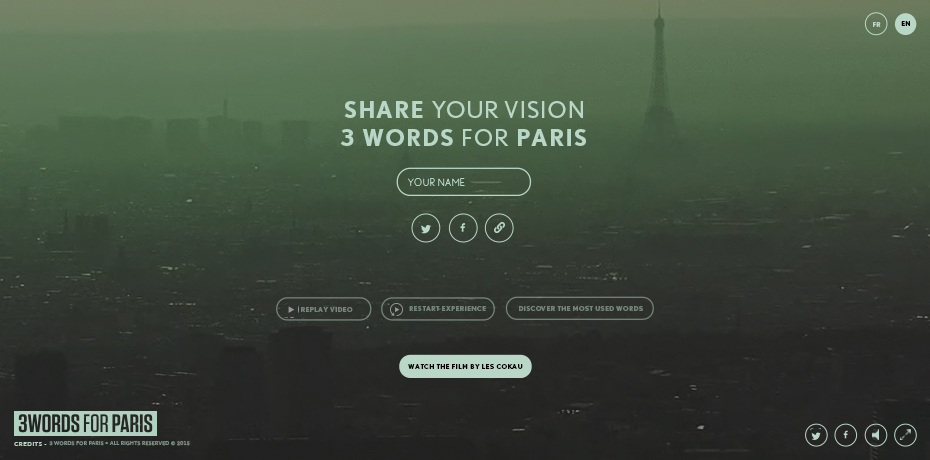 HKI 3 words for paris