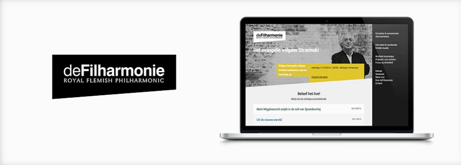 Internet architects royal flemish philarmonic