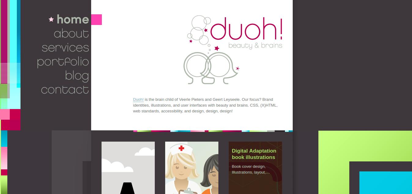 agency creative duoh