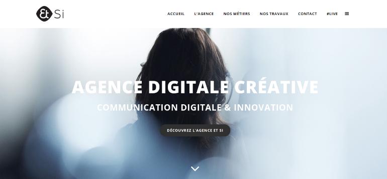 digital creative agency et si