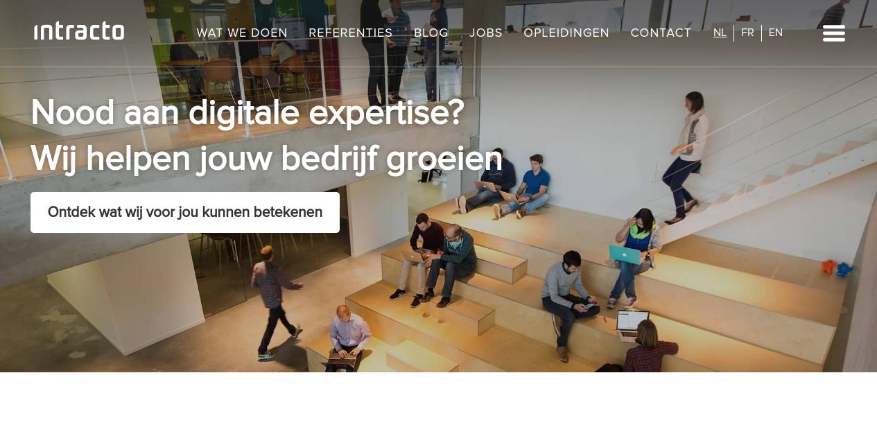 digital creative agency intracto