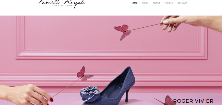 Creative Agency Famille Royale