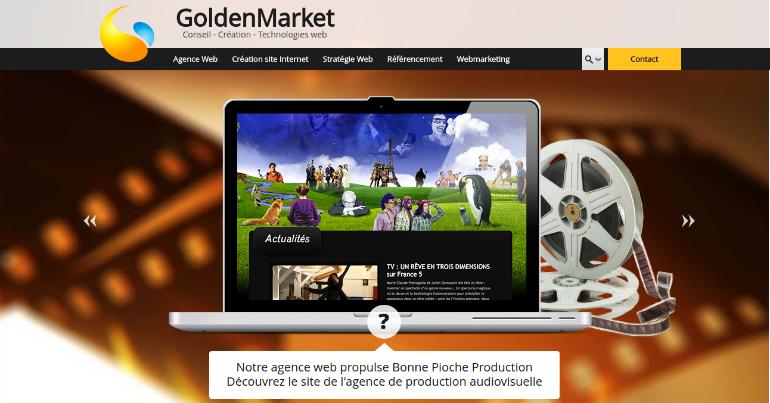 golden market the creative company