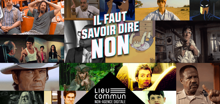 Creative Agency Lieu Commun