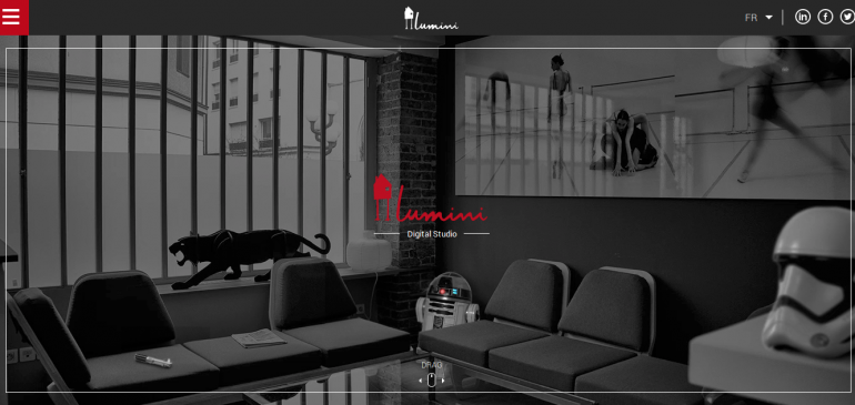 Creative Agency Lumini