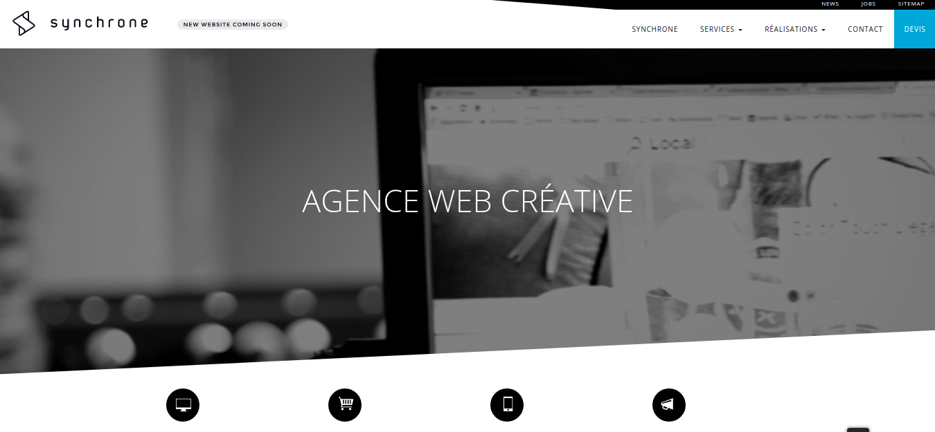 the creative agency synchrone
