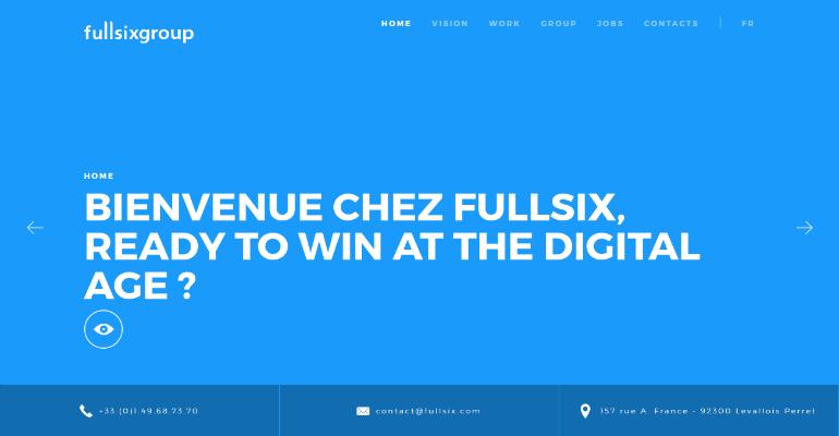 the creative company fullsix group
