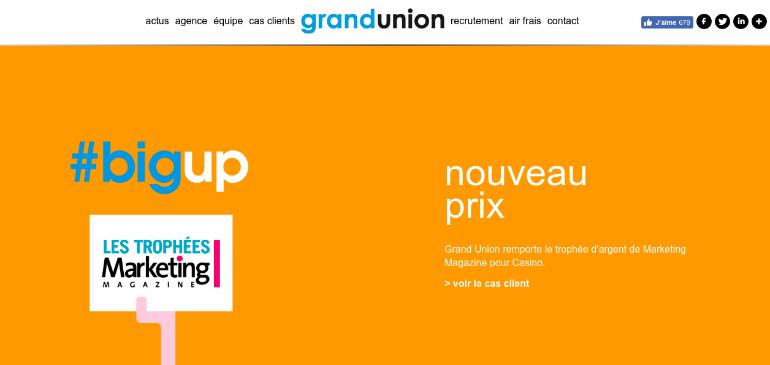 Creative Agency Grand Union