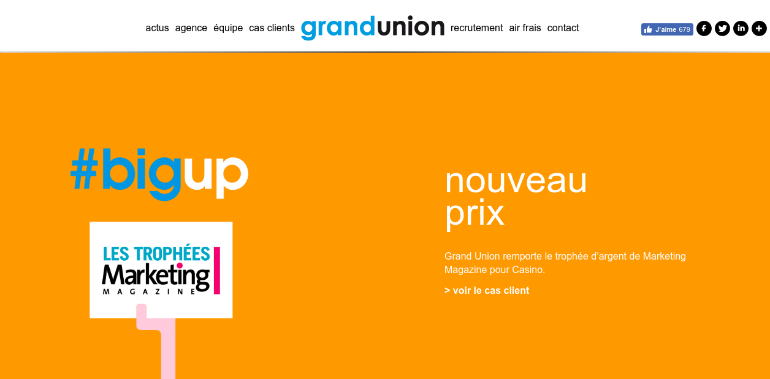 the grandunion company creative