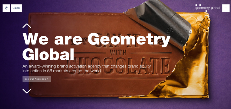 Creative Agency Geometry Global