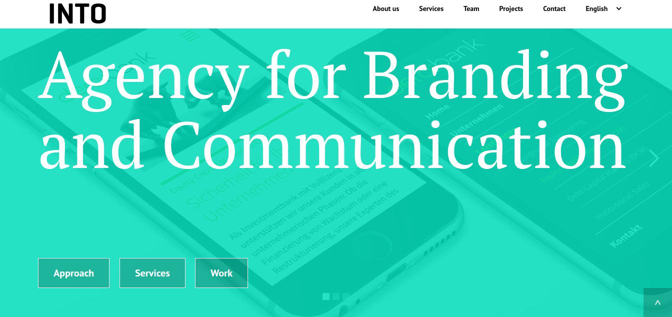 a creative company into branding