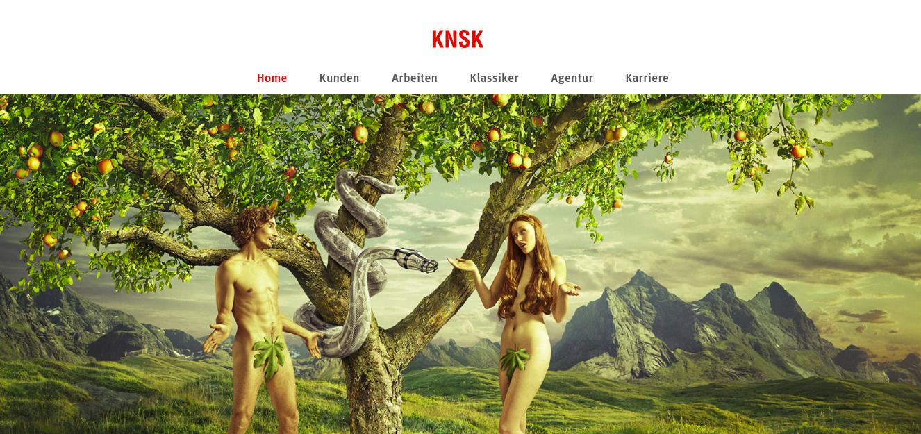 agency creative KNSK Werbeagentur