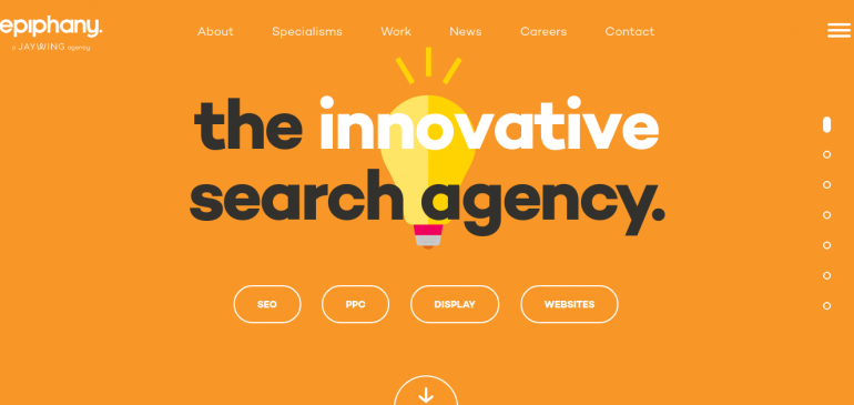 Creative Agency Epiphany Search