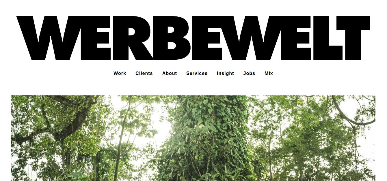 creative web agency werbewelt