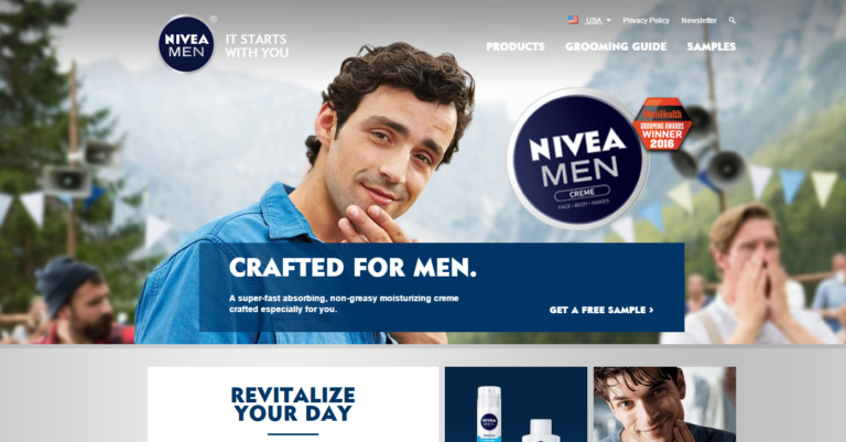 ctrl qs nivea men