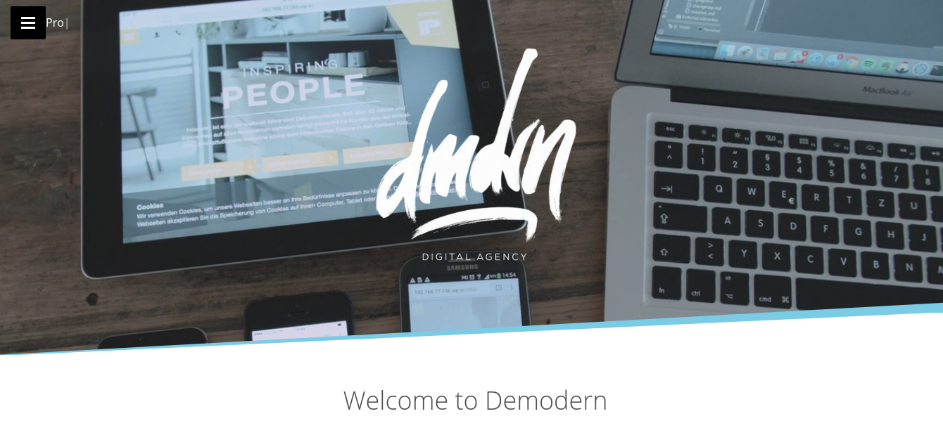 digital creative agency demodern