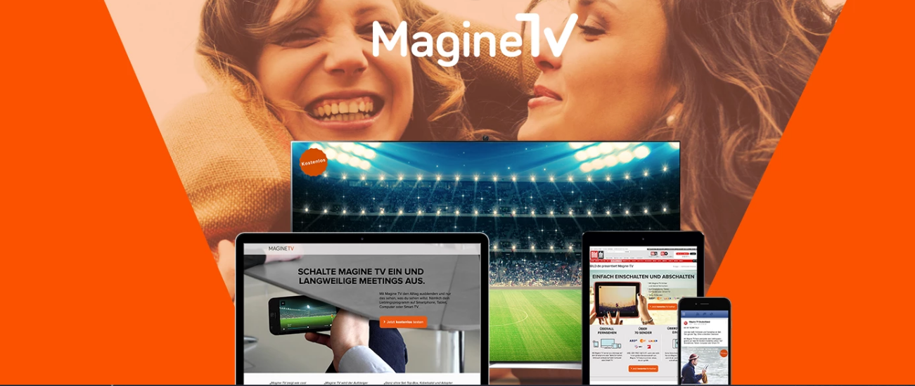 exozet magine tv