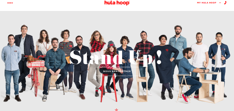 Creative Agency Hula-Hoop