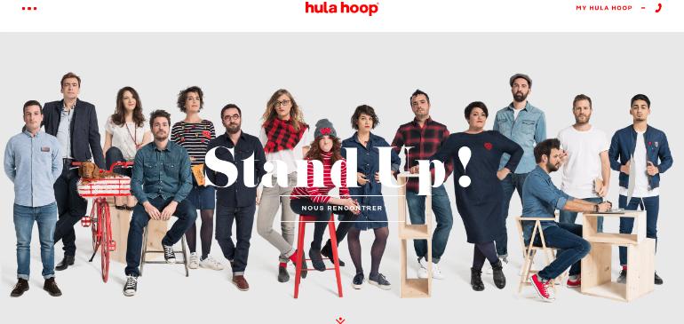 Creative Agency Hula-Hoop