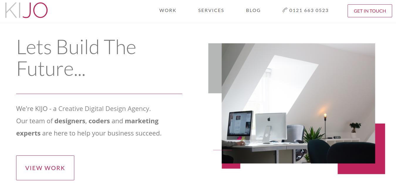 online creative agency kijo