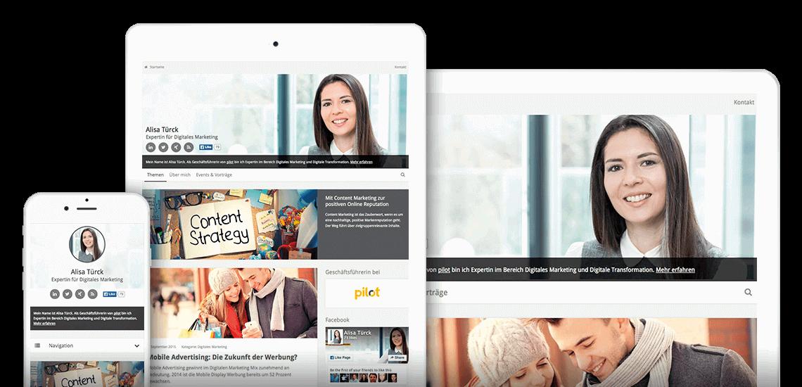 Social Trademark Online Creative Agency Profile