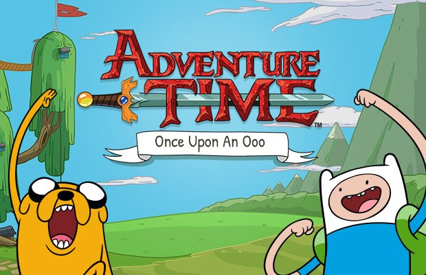 squareball digital adventure time