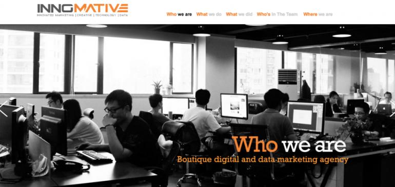 Creative Agency Innomative