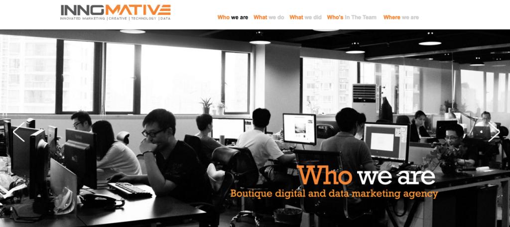 creative marketing company innomative