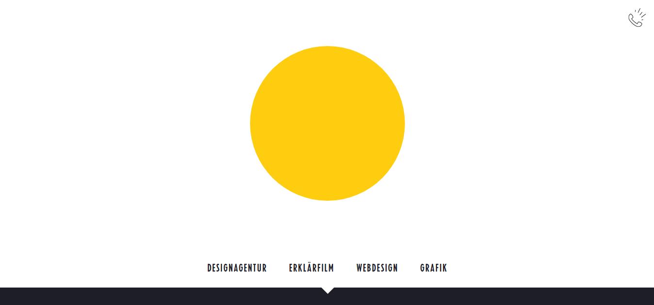 creative web agency Goldener Westen