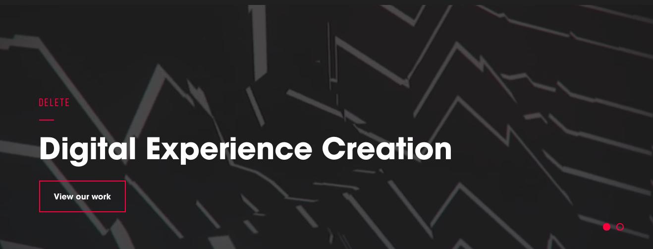 creative agency delete