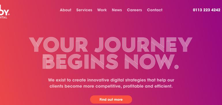 Creative agency Enjoy Digital