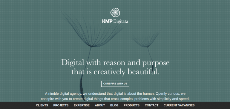 Creative agency KMP Digitata