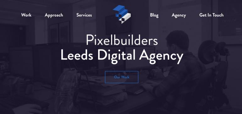 Creative agency Pixelbuilders