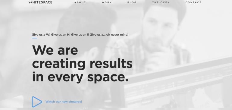 Creative agency Whitespace