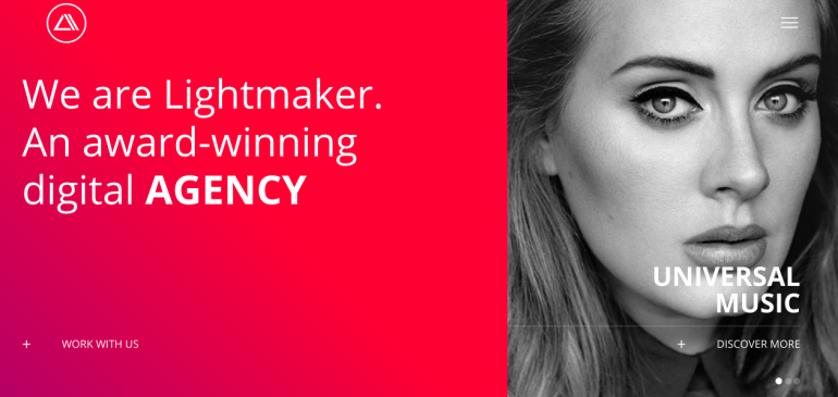 Online Creative Agency Lightmaker